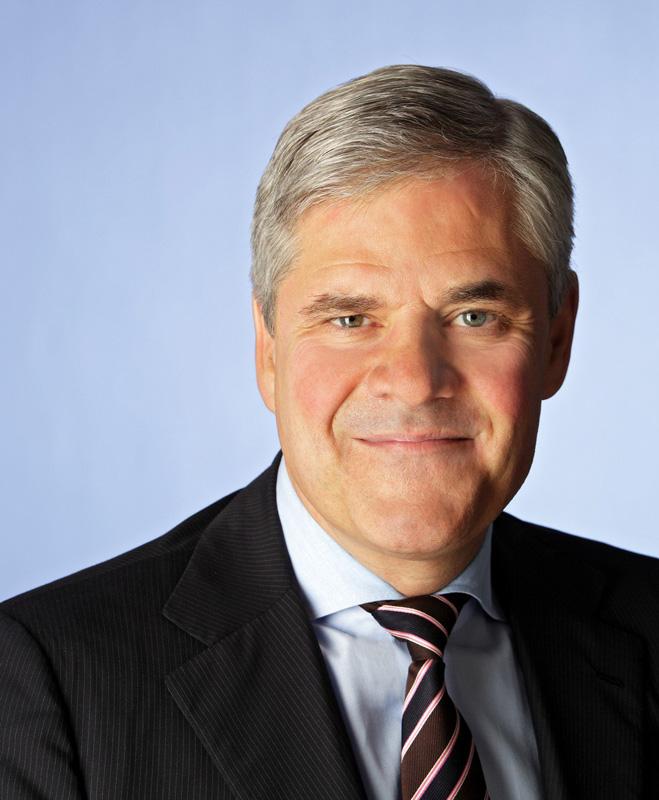 Sprecher Prof. Dr. Andreas R. Dombret bei der Frankfurter Regulierungskonferenz