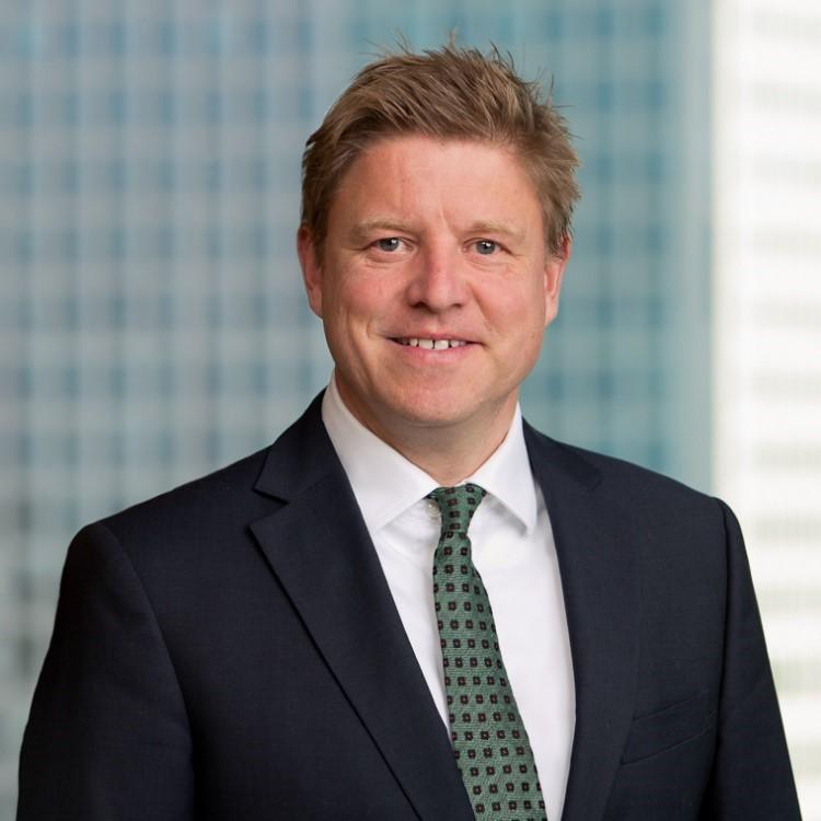 Sprecher Prof. Dr. Hans Georg Kamann bei der Frankfurter Regulierungskonferenz