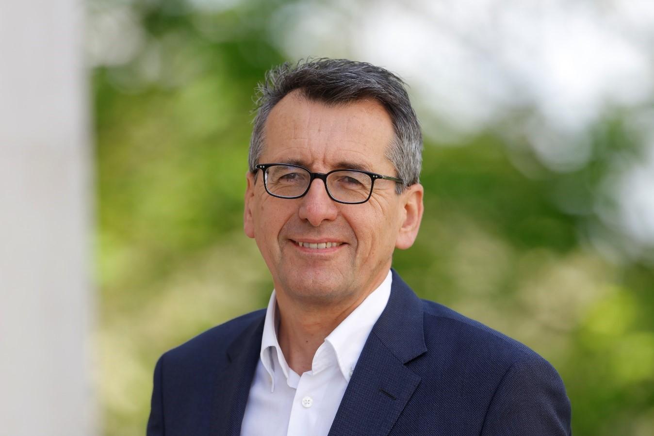 Sprecher Prof. Dr. Jan Pieter Krahnen bei der Frankfurter Regulierungskonferenz