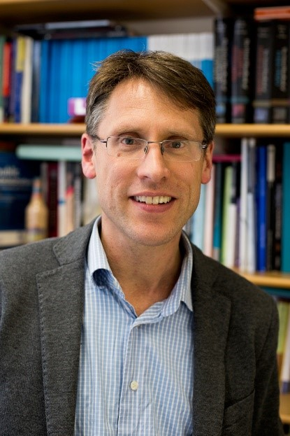 Sprecher Prof. Martin Lodge bei der Frankfurter Regulierungskonferenz